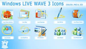 Windows Live Wave 3