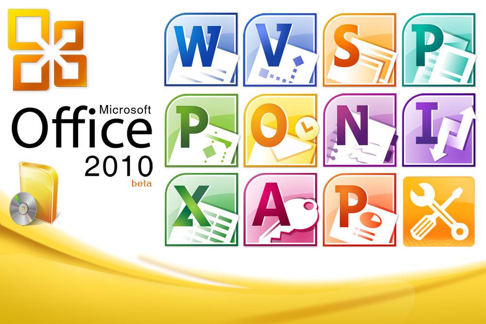 Microsoft Office 2010 Iconpack By Alver Spb On Deviantart