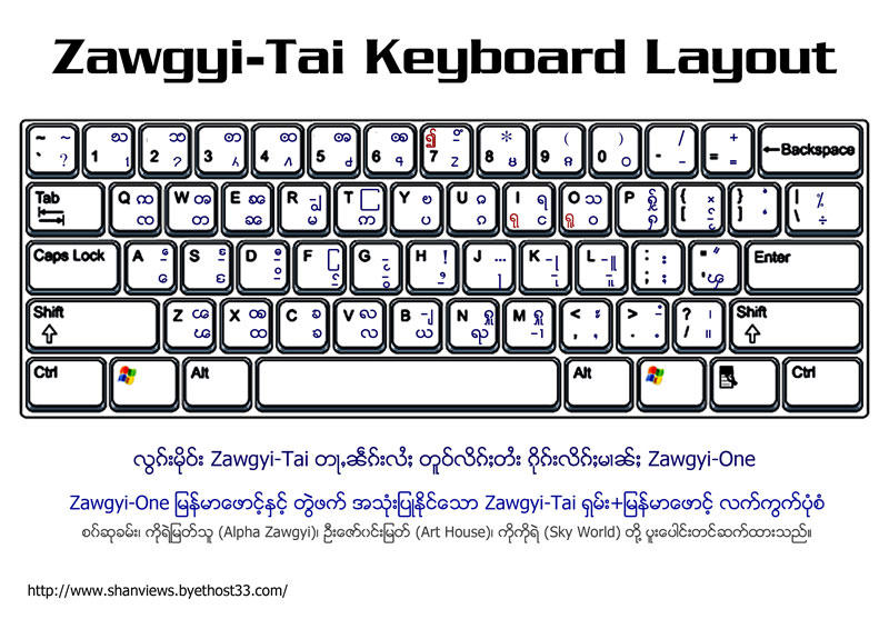 How To Download Myanmar Font On Mac