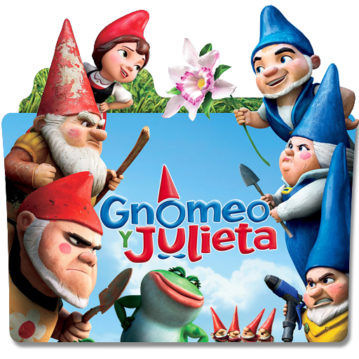 Gnomeo And Juliet 2011 Folder Icon By Sholang On Deviantart
