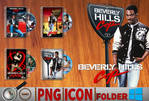 Beverly Hills Cop Collection Folder Icon Pack