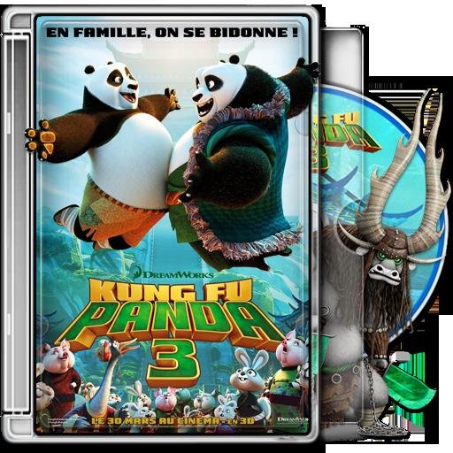 Kung Fu Panda 3 2016 Folder Icon By Sholang On Deviantart