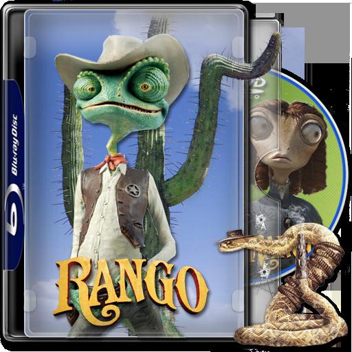 Rango 2011 Folder Icon By Sholang On Deviantart