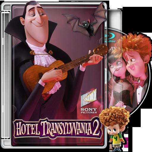 Hotel Transylvania 2 2015 Folder Icon By Sholang On Deviantart