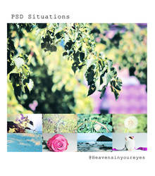 PSD Situations by Heavensinyoureyes