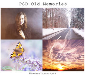 PSD Old memories Effect (DOWNLOAD FOR FREE) by Heavensinyoureyes
