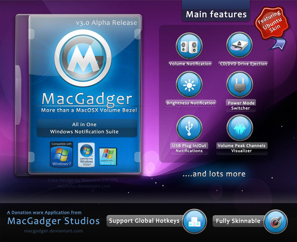 MacGadger v3.0 Alpha Release by MacGadger