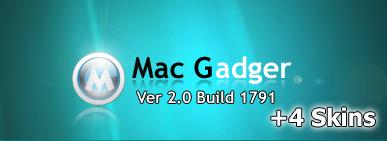 Mac Gadger Update Build 1709 by MacGadger