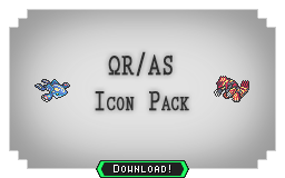 Pokemon Essentials Icon Pack - ORAS UPDATE! by Pikachumazzinga