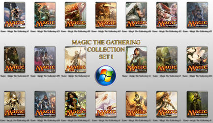 Magic The Gathering Collection - I