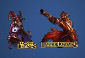 Games - Icons - League of Legends