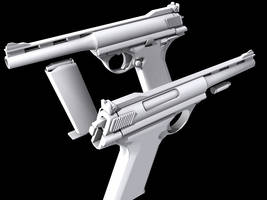 AMT Automag .44