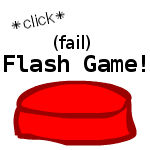 First Flash Game :x