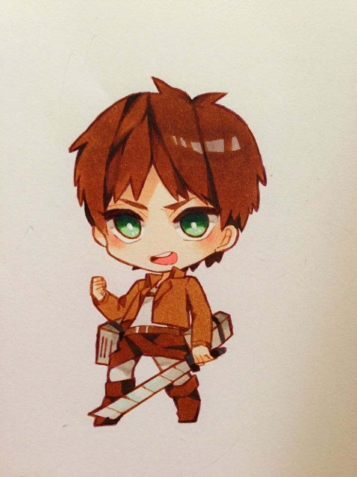 Eren jaeger drawing - photo#47