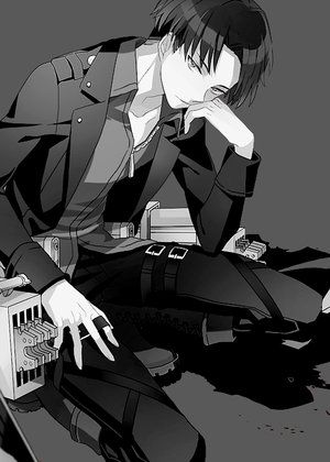 Mean (Abusive!Levi X Actress!Reader) AU by Greystream on DeviantArt