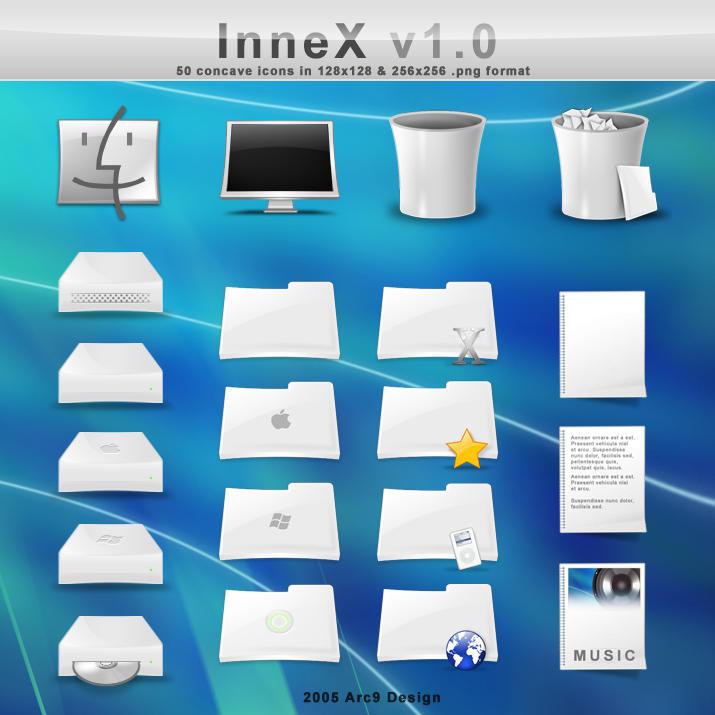 InneX v1.0 by Arcanthur
