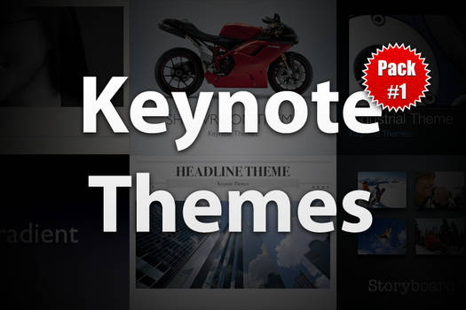 Keynote Themes for PowerPoint