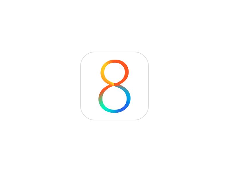 iOS icon template