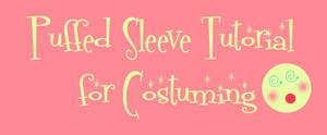 Puffed Sleeve Alteration Tutorial