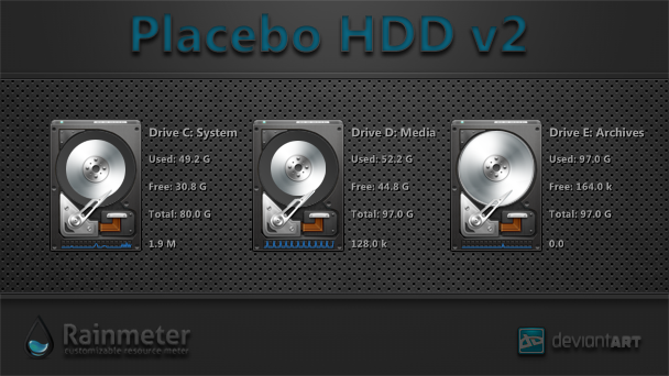 Placebo HDD v2 Updated