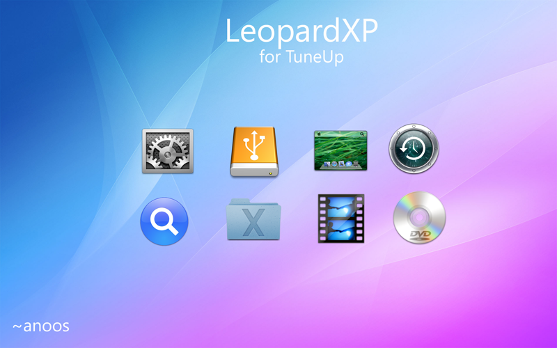 LeopardXP for TuneUp by anoos