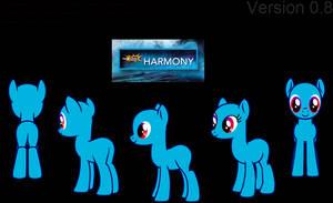 Toon Boom Harmony Puppet Rig MLP-FIM_mare