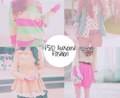 PSD Awesome Fashion by itsrockersdesigns