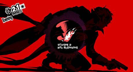 Persona 5 Calendar 1.1 by Dartemil