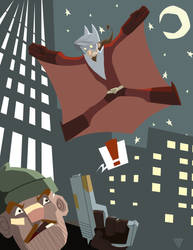 The Amazing Flying Squirrel