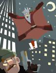 The Amazing Flying Squirrel by Ekiriam