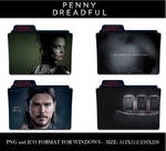 Penny Dreadful (Folder Icon Pack)