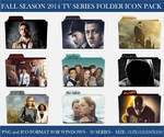 2014 Fall Season Tv Series Folder Icon Pack