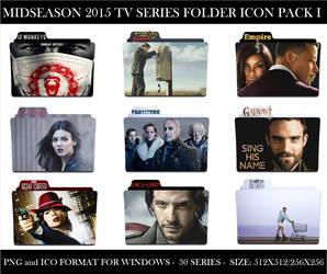 2015 Midseason (Tv Series Folder Icon Pack I)