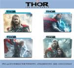 Marvel's Thor the Dark World (Folder Icon Pack)