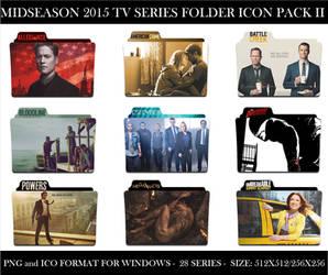 2015 Midseason (Tv Series Folder Icon Pack II)