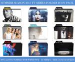2015 Summer Season (Tv Series Folder Icon Pack)