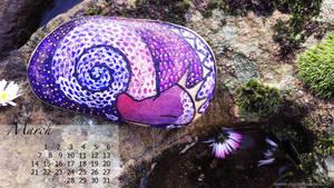 Desktop calendar March 19201080