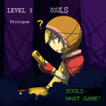 The Game: Level 3 Prologue by GreenMangos