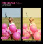 Photoshop Action - Color 006