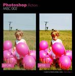 Photoshop Action - Misc 002