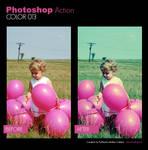 Photoshop Action - Color 013