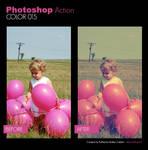 Photoshop Action - Color 015