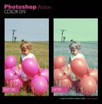 Photoshop Action - Color 019