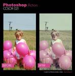 Photoshop Action - Color 021