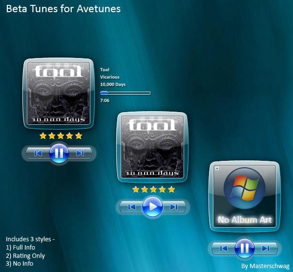 Beta Tunes by masterschwag