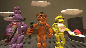(Download) Five nights at freddy's models