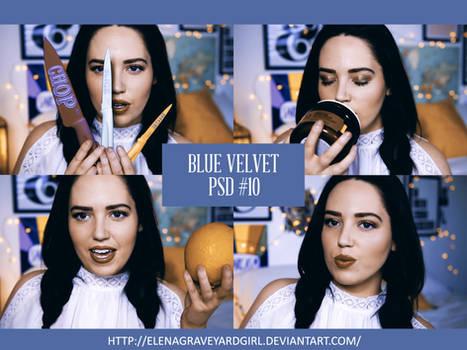 Blue Velvet | PSD #10
