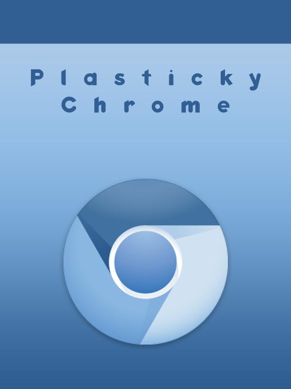 Plasticky Chrome by Cr7NeTwOrK