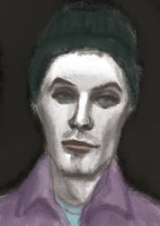 Guy with a Beanie
