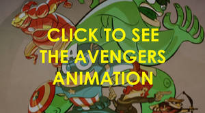 Animation: The Wacky Avengers